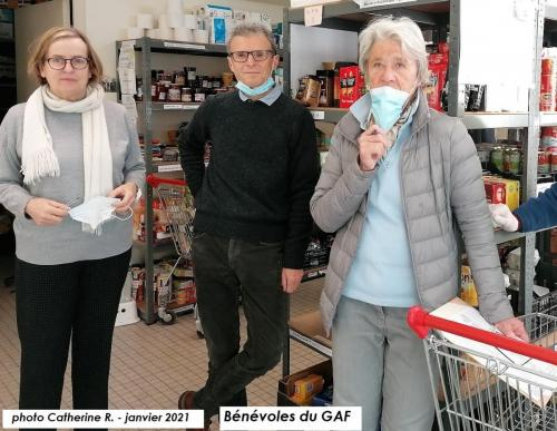 GAF78 - collecte alimentaire 107