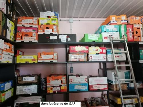 GAF78 - collecte alimentaire 110