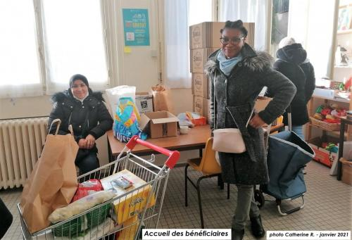 GAF78 - collecte alimentaire 111